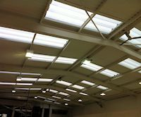 Hedge End Rooflight and roof refurbishment