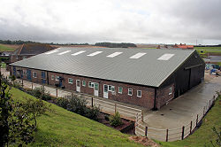Whitcombe Racing Stables Roof Refurbishment