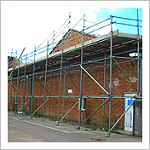 Edge Protection Scaffolding