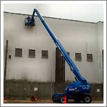High Reach Mobile Access Platform