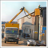 Lorry Mounted Access Platforms