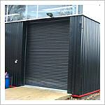 Roller Shutter and Personnel Doors