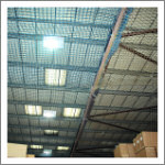Temporary Internal Safety Netting